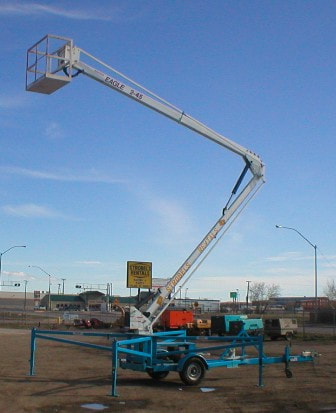 Hoists And Lift Rental Strobel 39 S Rental Great Falls Mt